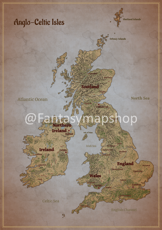 Anglo-Celtic Isles