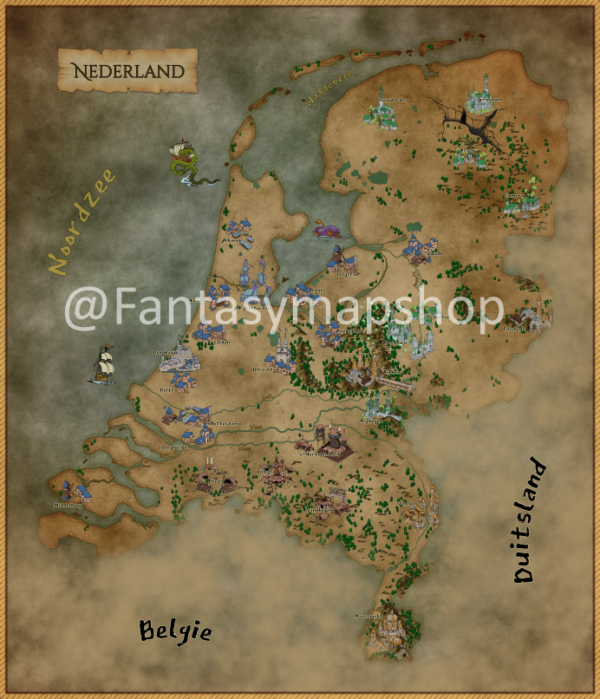 Nederland Fantasy