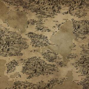 Zayami campaign map